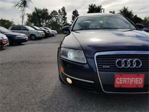 2007 Audi A6 3.2L Navigation Accident Free Fully Certified