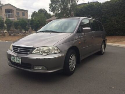2001 Honda Odyssey 2nd Gen V6-L Wagon 6st 4dr Auto 5sp 3.0i Automatic Wagon