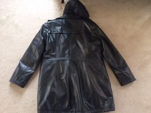 Danier Leather womens jacket almost brand new London Ontario image 2