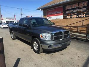 2007 Dodge Ram 1500 SLT*HEMI**LONG BOX**4 DOORS**ONLY 127 KMS