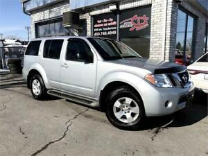 2011 Nissan Pathfinder S 4WD 7 Passagers