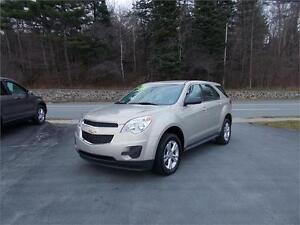 2011 CHEVROLET EQUINOX...LOADED!! BLUETOOTH PHONE CONNECTIVITY!!