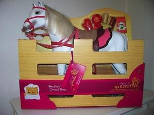 Our Generation Doll Arabian Horse