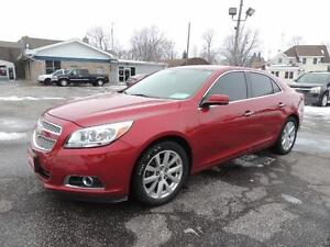 2013 Chevrolet Malibu LTZ Chathams Car Deal King Newham Auto