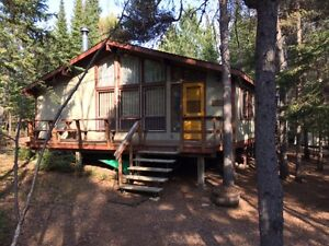 Victoria Beach Cabin for Rent (Restricted Area)