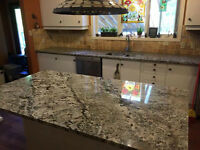 HI QUALITY GRANITE & QUARTZ COUNTERTOPS with 5-year Warrant - GP