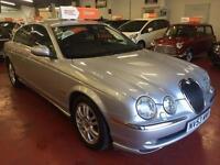 2004 (53) JAGUAR S-TYPE 3.0 V6 SE Auto