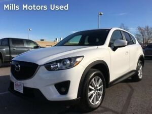 2015 Mazda CX-5 Bluetooth Navigation Backup Cam Sunroof Heated S