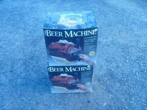 Beer Machine And Accessories