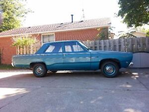 1968 Plymouth Valiant B.C. car