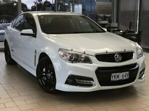 2015 Holden Commodore VF MY15 SS V Redline White 6 Speed Sports Automatic Sedan Belconnen Belconnen Area Preview