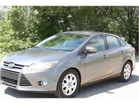 2012 Ford Focus SE ONLY $55 WK. OAC WITH ZERO DOWN PAYMENT!!