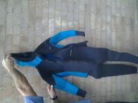 s/m diamond wet suit