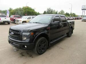 "2013 Ford F-150 supercrew 5.0L fx4 appearance package 20"" truck"