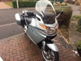 BMW K1200 GT SE for sale - brilliant example.