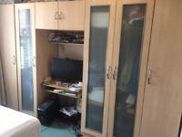 FREE Bedroom Wardrobe