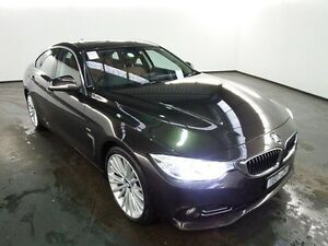2014 BMW 428i F36 MY15 Gran Coupe Luxury Line Grey 8 Speed Automatic Coupe Albion Brimbank Area Preview