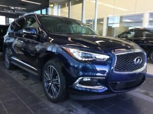 2017 Infiniti QX60 EXECUTIVE DEMO TECHNOLOGY PACKAGE