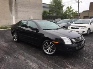 FORD FUSION SEL V6 2009 AUTO/AC/DÉMARREUR/CRUISE/BLUETOOTH/TOIT