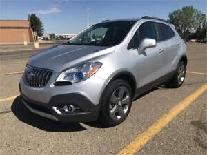 2014 Buick Encore PREMIUM w/LEATHER