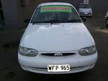 1998 Ford Festiva WF GLXi  Hatchback Nailsworth Prospect Area Preview