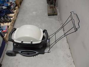 WEBER BABY-Q - *on EASY to use portable hand trolley . Sydenham Marrickville Area Preview