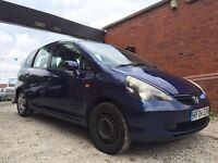 Honda Jazz 1.4 i-DSI SE 5dr ONLY TWO KEEPERS FROM NEW