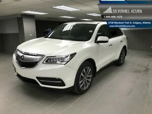 2015 Acura MDX Tech Package SH-AWD