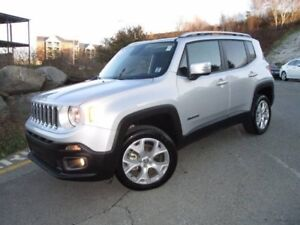 2017 Jeep RENEGADE LIMITED (JUST REDUCED TO $28977!!! (WAS $3198