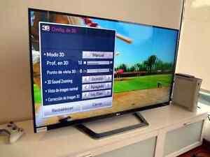 LG 1080P 47INCH 3D SMART TV EXCELLENT CONDITION