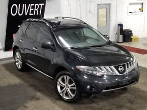 2009 Nissan Murano LE AWD-CUIR-BLUETOOTH-NAVIGATION-PANORAMIQUE