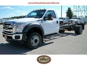 2013 Ford F-550 SD XLT Cab & Chassis | CERTIFIED