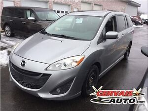 Mazda MAZDA5 GT Cuir Toit Ouvrant 6 Passagers MAGS 2012