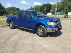 FORD F 150 xtr 2010 4x4 super crew financement 100%