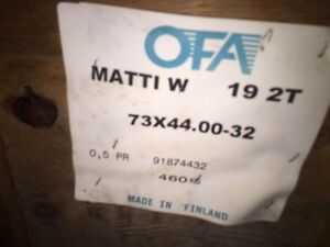 Brand New OFA Skidder Chains (Flotation) Prince George British Columbia image 1