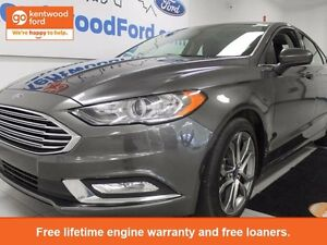 2017 Ford Fusion SE wit dat sunroof! and back up cam! and keyles