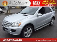 2008 MERCEDES ML350 4MATIC NAVIGATION BACKUP CAMERA