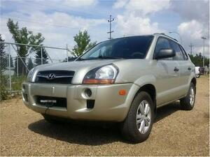 2009  HYUNDAI TUCSON GL 100% FINANCING APPROVED YESTERDAY