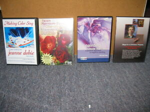 Art DVDs Campbell River Comox Valley Area image 1