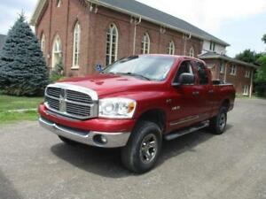 2008 Dodge Ram 1500 SLT -CHROME PKG-STEP BARS