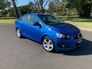 2015 Holden Barina CDX Blue 6 Speed Automatic Sedan Ballina Ballina Area Preview