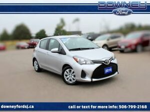2016 Toyota Yaris LE Blutooth Star Safety System Wide Screen