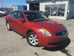 2009 nissan altima 2.5 S FINANCEMENT MAISON 0$ cash down