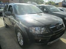 2010 Ford Territory SY Mkii TS RWD Grey 4 Speed Sports Automatic Wagon Greenslopes Brisbane South West Preview