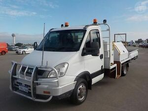 2010 Iveco Daily MY07 50C18 MWB White 6 Speed Manual Perth Airport Belmont Area Preview