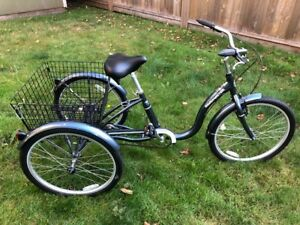Roadmaster 24 in Adult Trike New condition