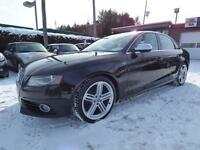 2012 AUDI S4 3.0T  QUATTRO S-TRONIC (CUIR, TOIT, MAGS, FULL!!!)