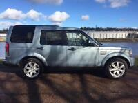 2011 11 LAND ROVER DISCOVERY 3.0 4 SDV6 XS 5D AUTO 245 BHP DIESEL