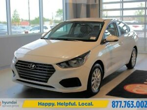 2018 Hyundai Accent 1.6L GL-PRICE COMES WITH A $250 GAS CARD & A