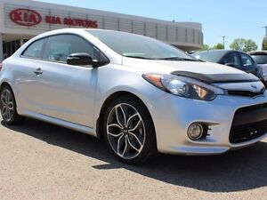 2014 Kia Forte Koup NAVI, SUNROOF, COOLED/HEATED SEATS, BACKUP C